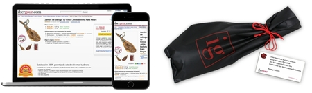 Buy pata negra online at IberGour.co.uk