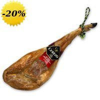 Iberico Bellota ham by CEREZO