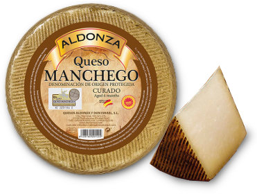 3.2 Kg Manchego cheese FREE with every Altanza ham
