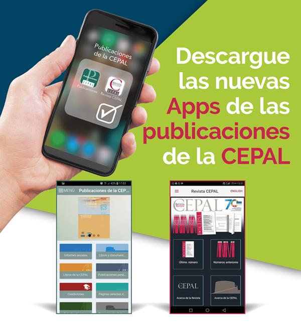 Apps Publicaciones de la CEPAL