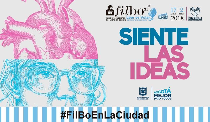 La Alcaldía de Bogotá lleva la Feria del Libro a toda la ciudad