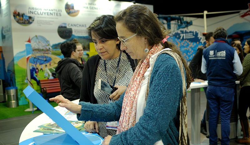Bogotá tiene su espacio en la Feria del Libro