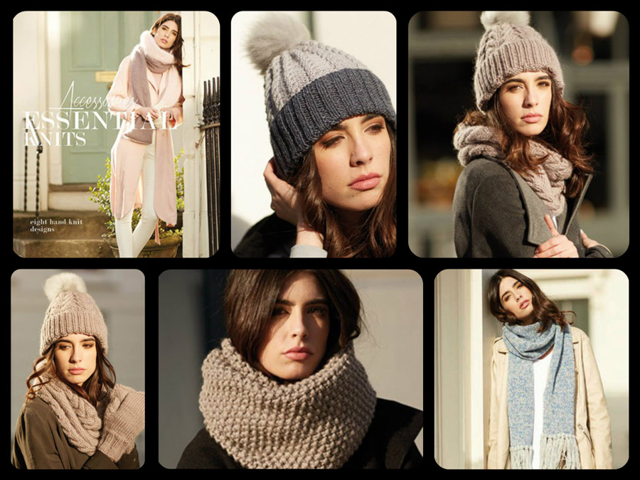 Essential Knits - Accessories - from Quail Studio