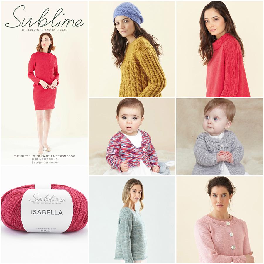 Autumn/Winter 2018 Sublime Collection