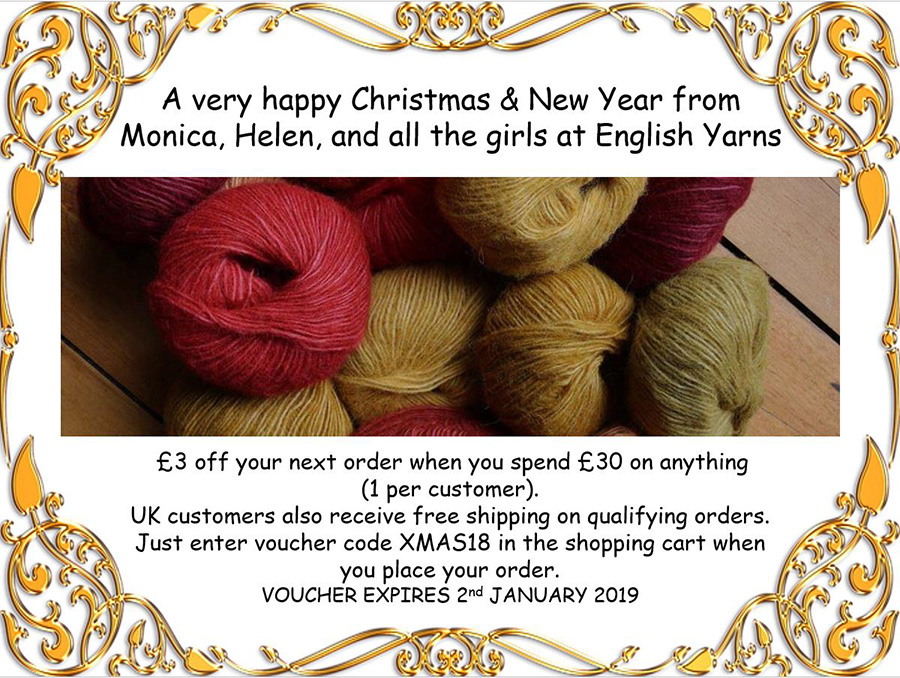 English Yarns Discounts